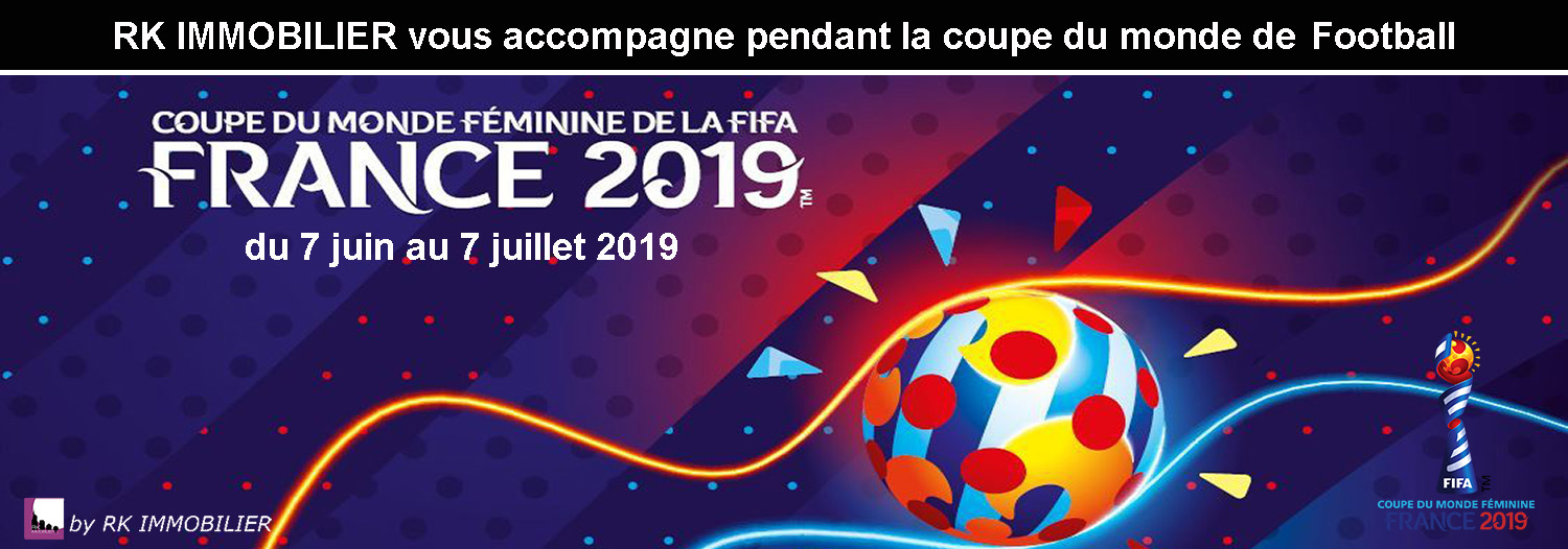 COUPE DU MONDE DE FOOTBALL FÉMININE 2019