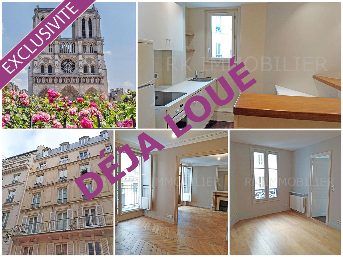 Appartement sur Paris 05