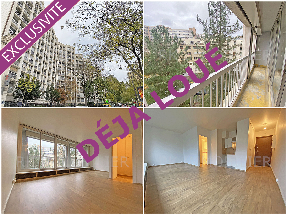 Appartement sur Paris 20