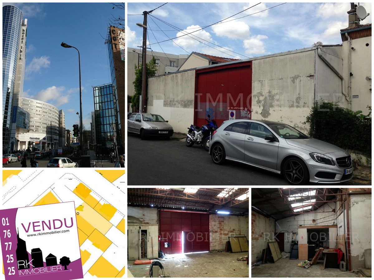 vendu local montreuil site rk immobilier